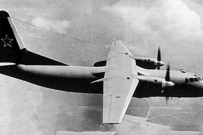 45 лет катастрофе, поставившей крест на самолетах Ан-10