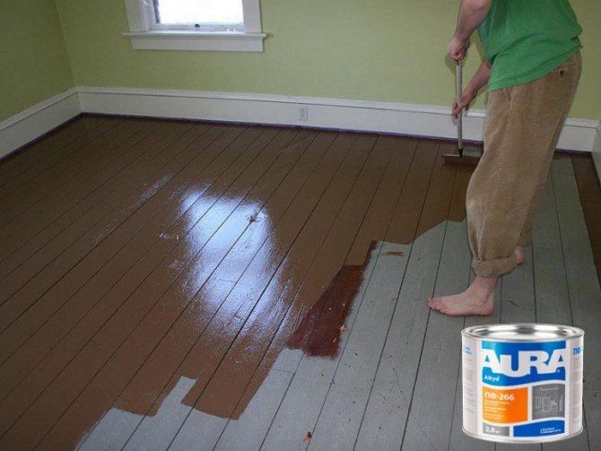 Липнет краска после покраски что делать