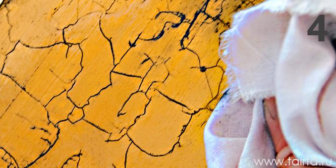 Сколько сохнет картина Флюид Арт