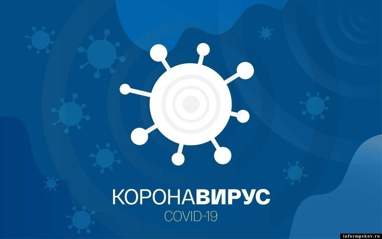 Два очага коронавируса остаются активными в Псковской области