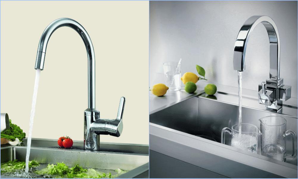 Подтекает кран в мойке на кухне: ремонт разных систем