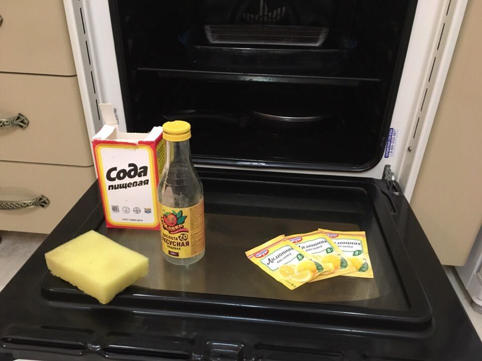 Особенности чистки сковороды от нагара