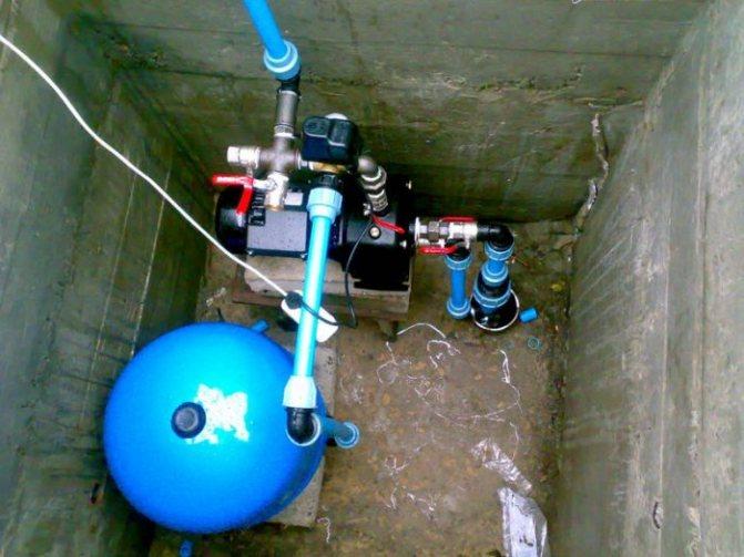 Качественный ремонт погружных насосов: основные особенности