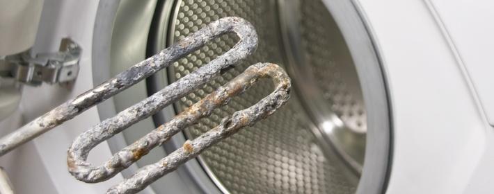 Чистка стиральной машины от накипи: 4 секрета