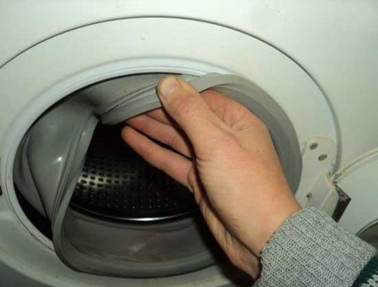 Стиральная машина LG — код ошибки DE