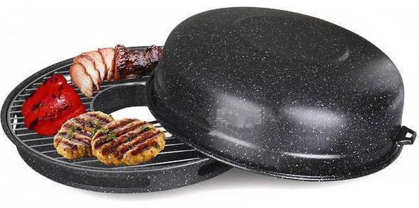 Сковорода гриль-газ: как на ней готовить. Принцип работы и конструкция посуды