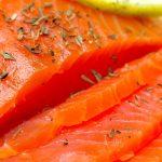 Малосольная красная рыба (сёмга, лосось или форель) – рецепт маринада c водкой