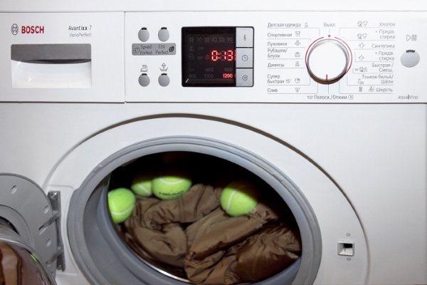 Как сушить пуховик после стирки дома