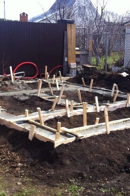От проекта до финишной отделки: как построить баню из шлакоблоков своими руками
