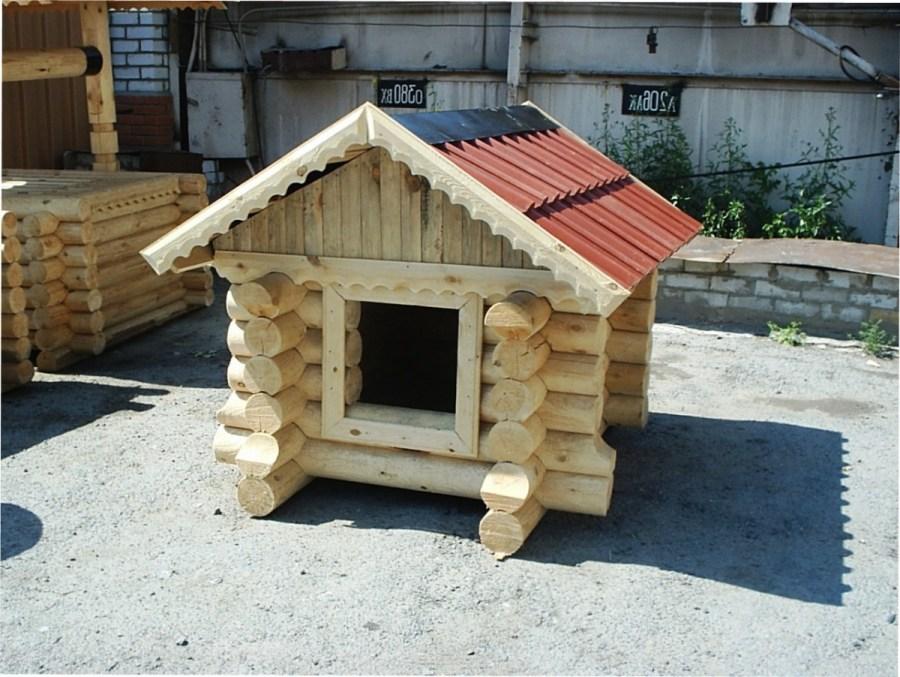 Будка для собаки: 120 фото простых и элегантных вариантов для заднего двора и сада