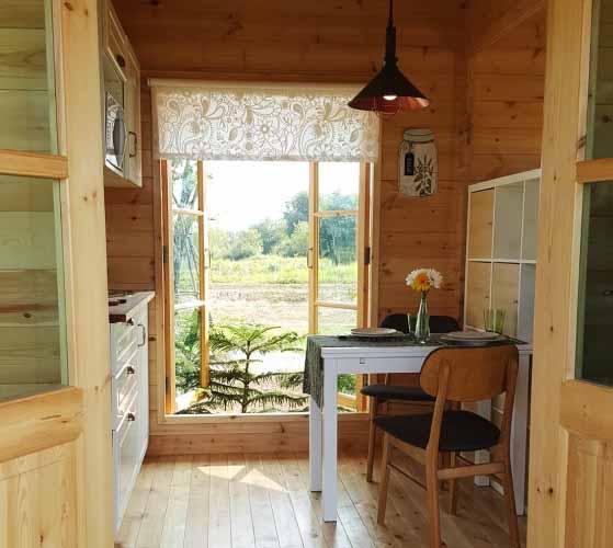Дачный домик своими руками: проекты каркасных домов фото