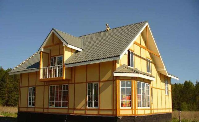 Каркасный дом своими руками: пошаговая инструкция строительства