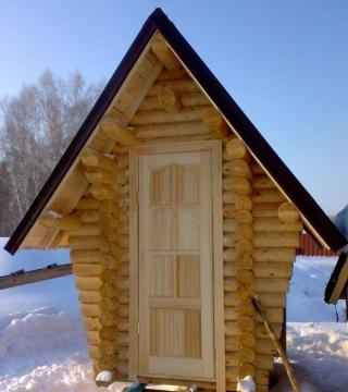 Как сделать туалет для дачи – деревянный домик для размышлений в саду