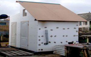 Как построить теплый туалет на даче в частном доме своими руками? Инструкция Видео и Фото