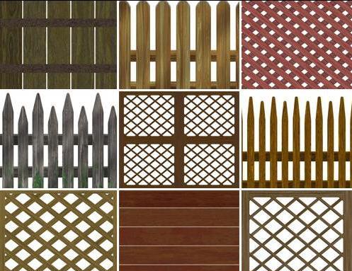 Забор для дачи и дома своими руками: инструкция по строительству забора из профнастила, дерева, кирпича, металла и пластика
