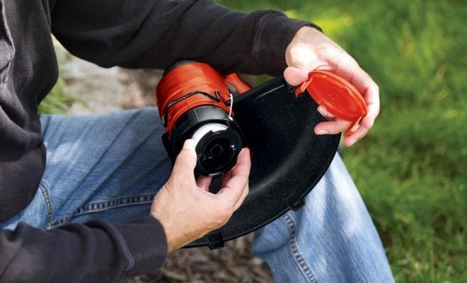 Как правильно намотать леску на катушку бензинового триммера своими руками