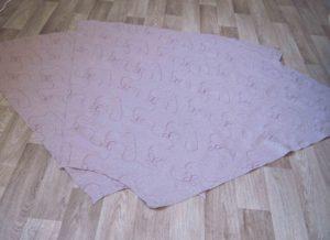 Как вшить потайную молнию в юбку