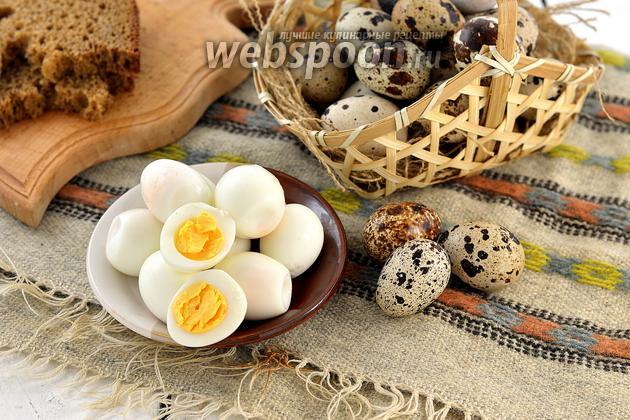Как варить перепелиные яйца