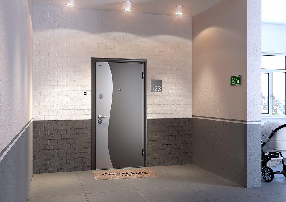 Как выбрать внешнюю отделку входной двери