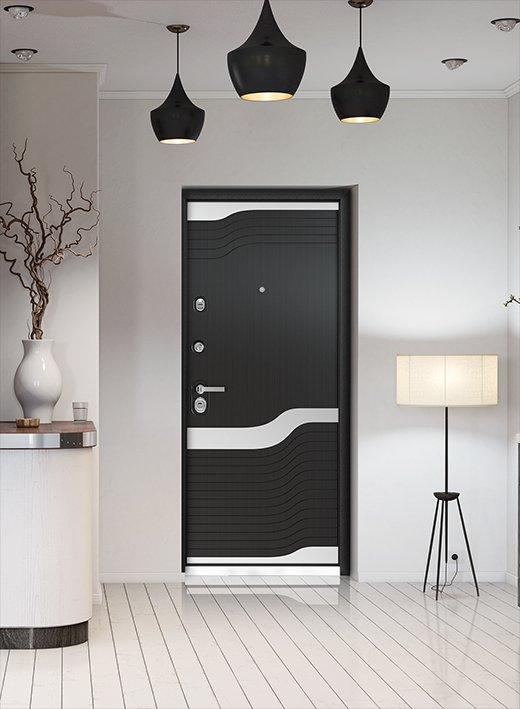 Выбираем цвет межкомнатных дверей: разноцветные двери в интерьере дома и квартиры