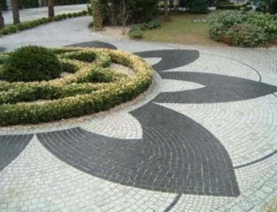 Нюансы технологии укладки тротуарной плитки во дворе частного дома, советы специалистов