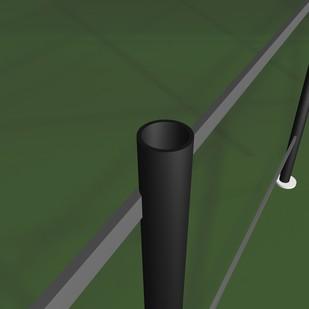 Как вкопать столбы для забора без бетонирования — поэтапно