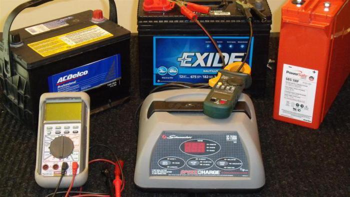 Как восстановить старый необслуживаемый аккумулятор