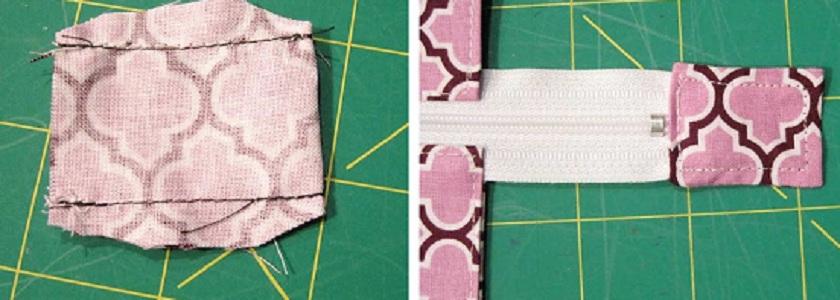 Узнаем как вшить молнию в сумку: пошаговая инструкция и практические советы хозяек