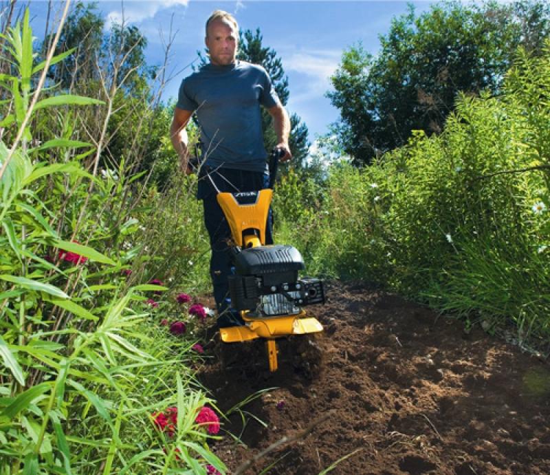 Как правильно пахать мотоблоком: вспашка земли, работа с разным навесным оборудованием