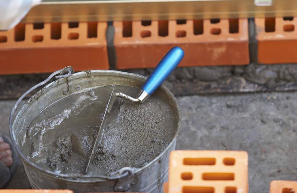 Как разводить жидкое стекло с цементом