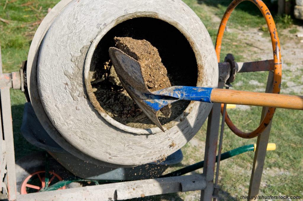 Как сделать крепкий бетон ( бетонный раствор ) своими руками