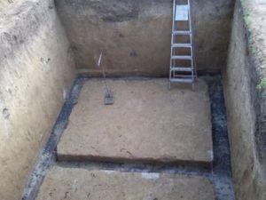 Погреб внутри подвала дома с ленточным фундаментом: как сделать подвал своими руками