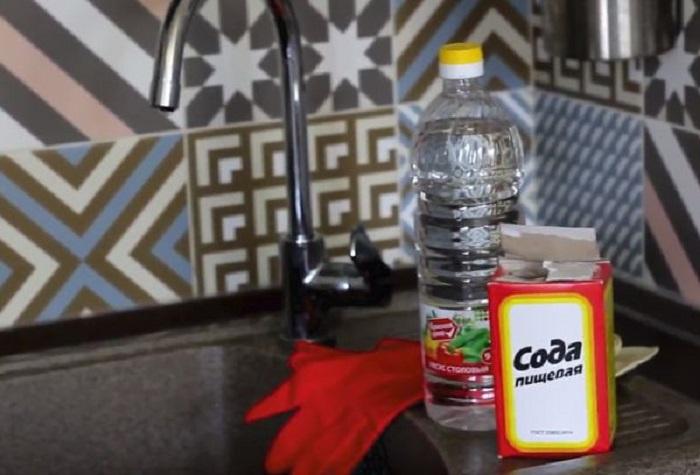 Запах из раковины на кухне; как избавиться