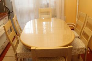 Прозрачная пленка на стол; мягкое стекло; современное решение