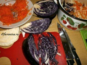 Ножи для нарезки капусты