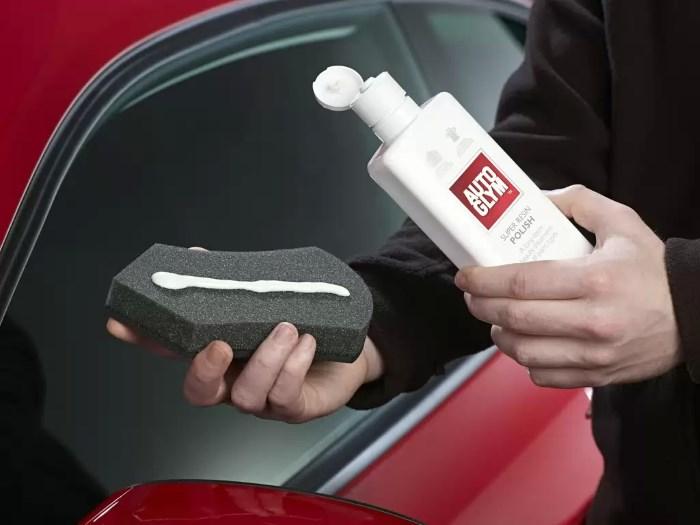 Полируем автомобильные стекла: отличная работа своими руками