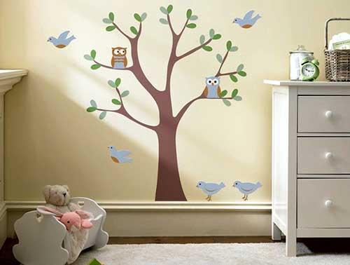 Как украсить стену; множество идей и оригинальных решений на фото
