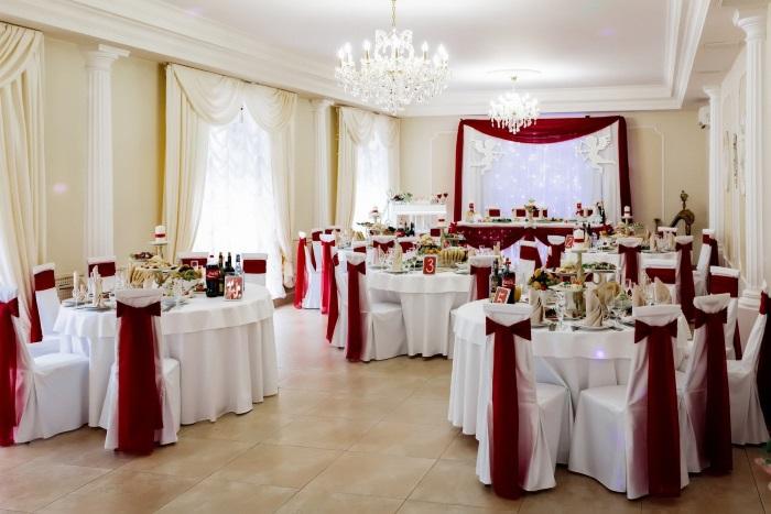 Кейтеринг, или как оформить банкетный зал на свадьбу