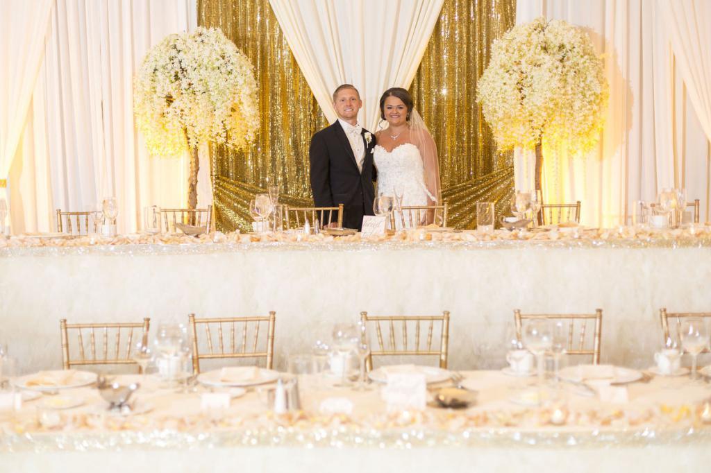Украшение свадебного зала сделать самому своими руками: идеи и варианты