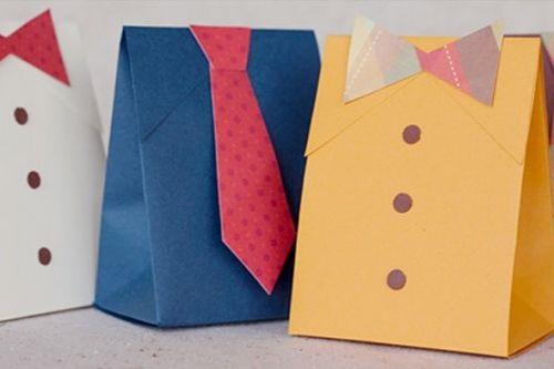 Как упаковать большую коробку в подарочную бумагу — идеи с фото