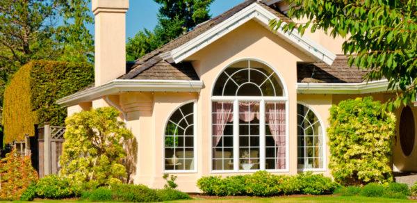 Какие окна лучше ставить в частный дом: оригинальные идеи