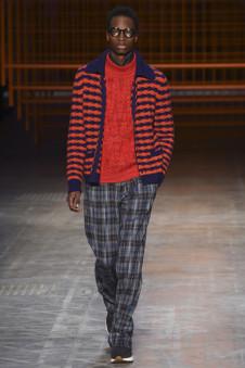 Мужские брюки в клетку: модные фасоны