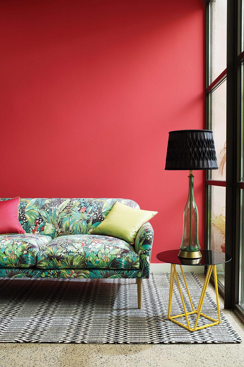 Красный цвет в интерьере (55 фото); лучшие идеи оформления и сочетания ярких цветов