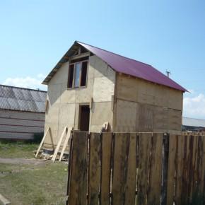 Как дешево построить дом своими руками (61 фото)