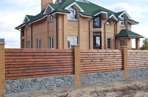 Выбираем забор для частного дома