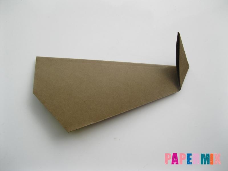 Как сделать кита из бумаги в технике оригами своими руками. Как сделать кита из бумаги Как сделать кита белугу из бумаги