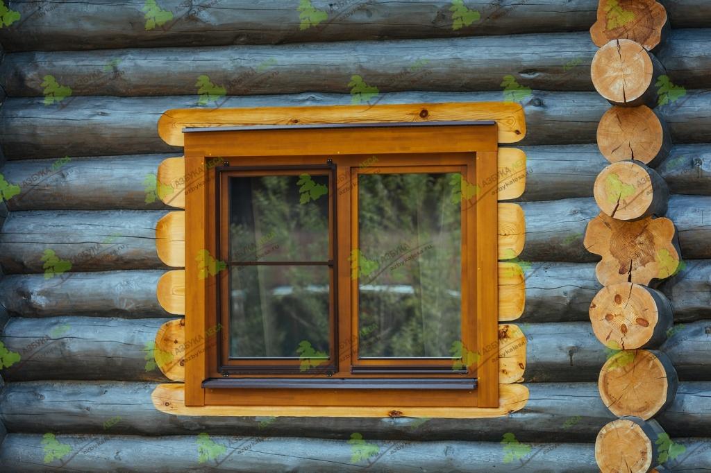 Деревянные дома из бревна: «мостики холода». Как с ними бороться