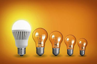 По какой причине светодиодная лампа светится после выключения? Как выбрать светодиодную лампу