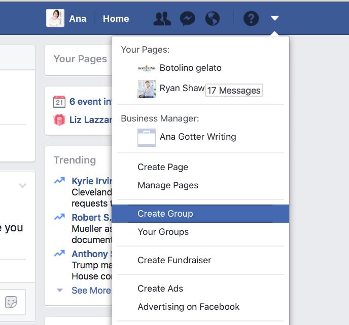 Группы в Фейсбуке: как создавать, развивать и монетизировать