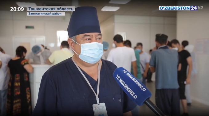 Зангиатинская больница прекратила приём больных, дельта-штамм выявляют чаще